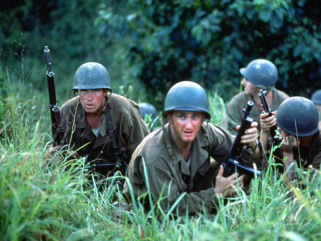 The Thin Red Line, best 90s movies