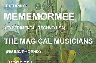Rising Phoenix presents Electro Night