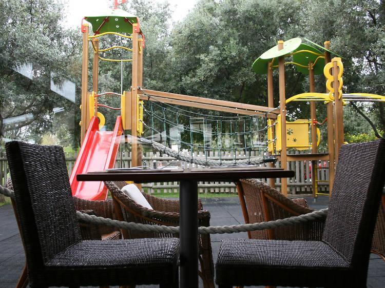 Restaurantes com área infantil em Lisboa para refeições felizes