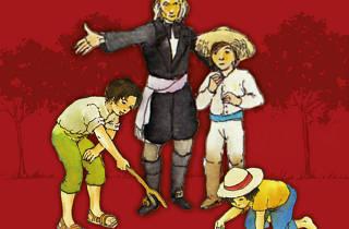 Niñas y niños en tiempos de la Independencia