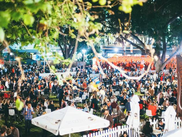 Night Noodle Markets will be banned in Hyde Park from 2020