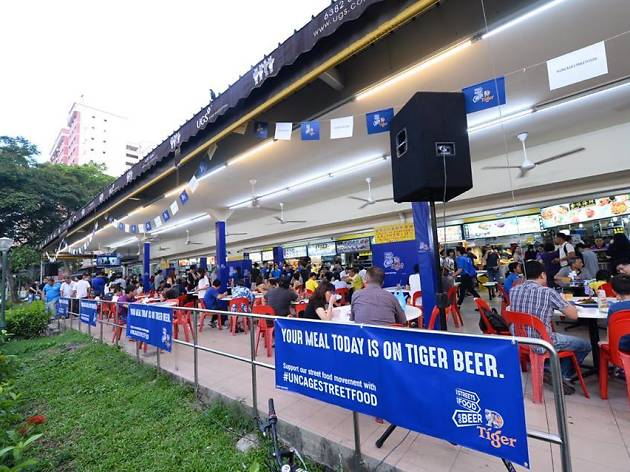 Tiger Beer Street Food Movement
