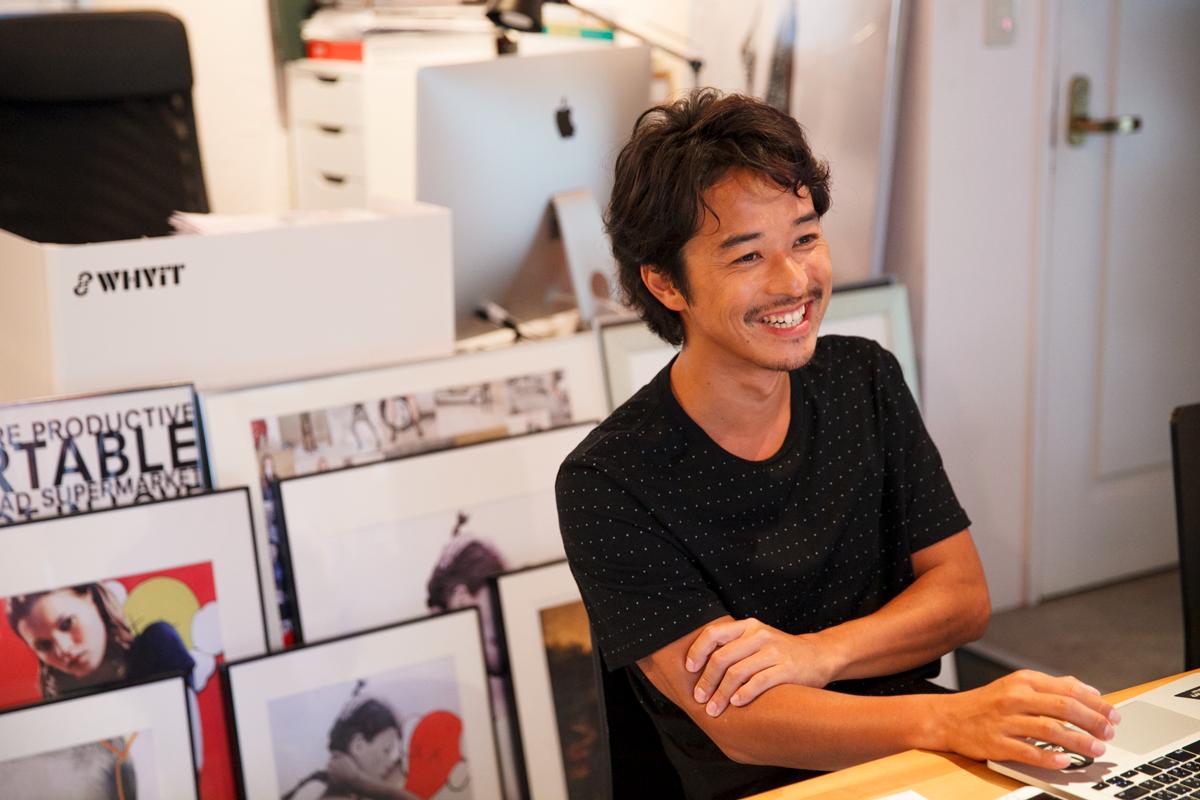 インタビュー:小橋賢児