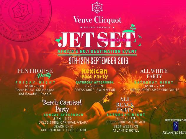 Jetset Weekend 2016
