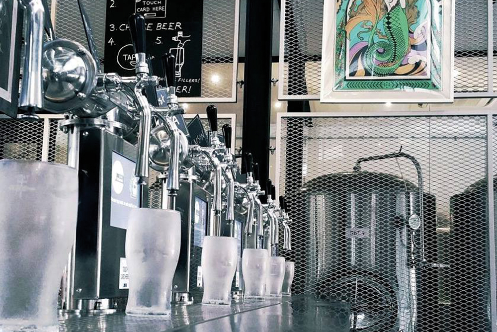 Best microbreweries in Singapore