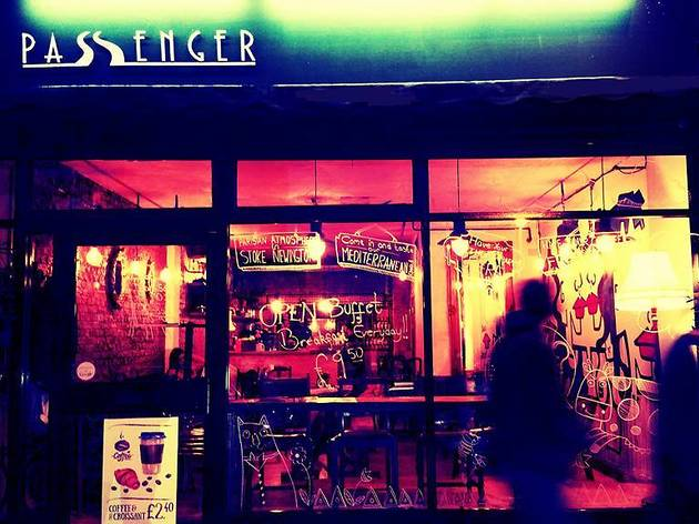 Passenger Cafe Bar