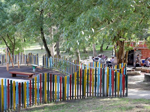 Esplanada da Mata e parque infantil