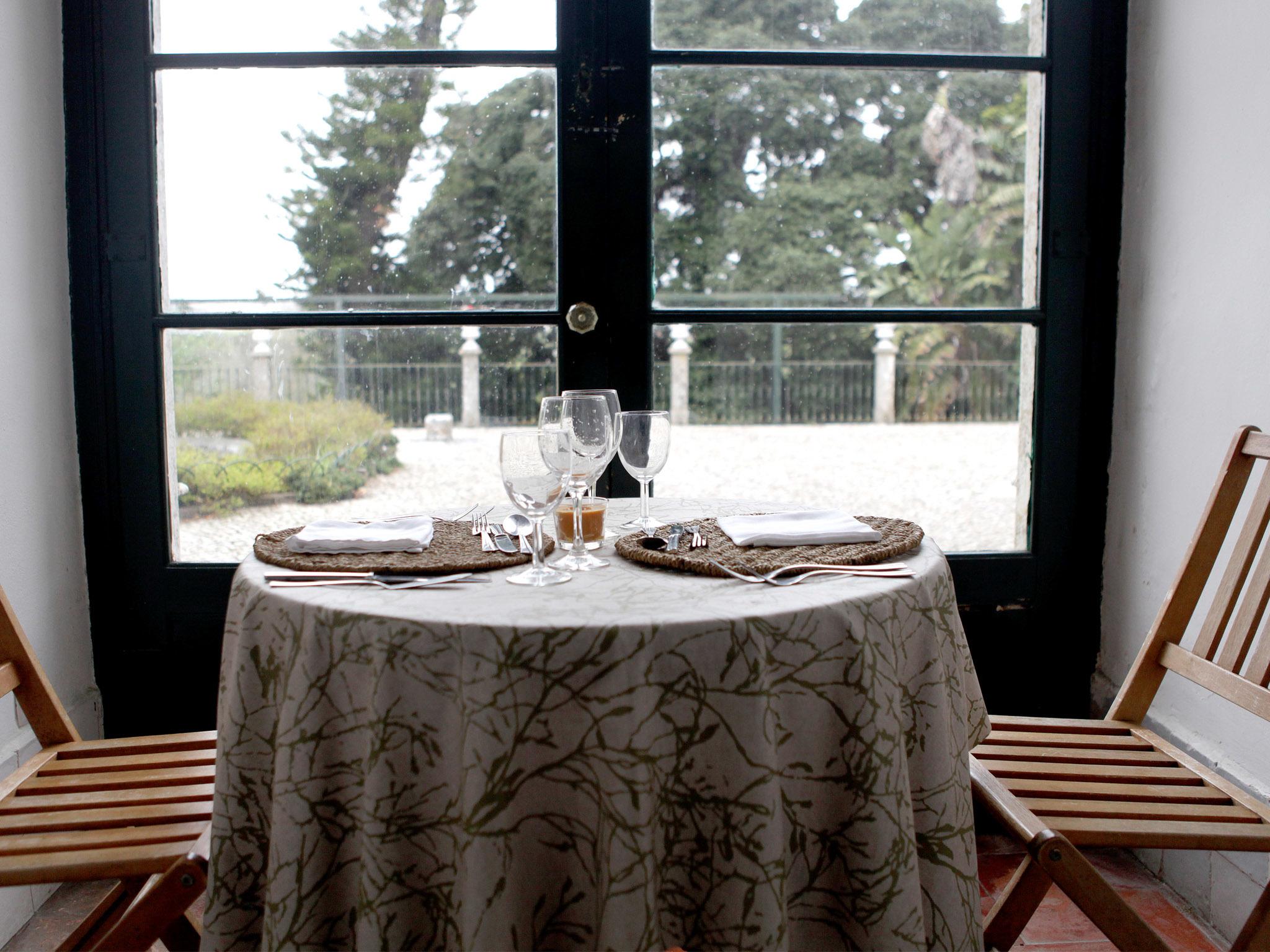 Restaurante Monteiro-Mor Museu Nacional do Traje