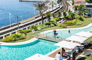 Piscina do Hotel Intercontinental Estoril