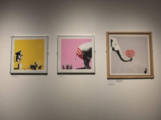 Banksy Réserve Malakoff (© Anna Maréchal / TOP)