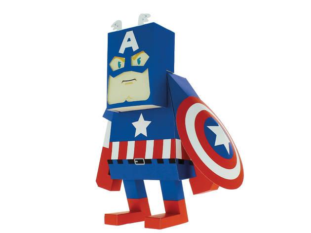 Brinquedo Capitão América