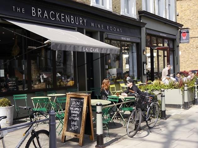 Brackenbury Wine Rooms