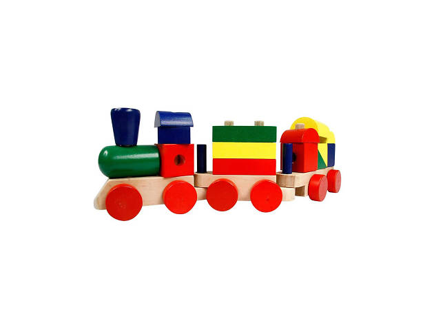 Combóio de madeira