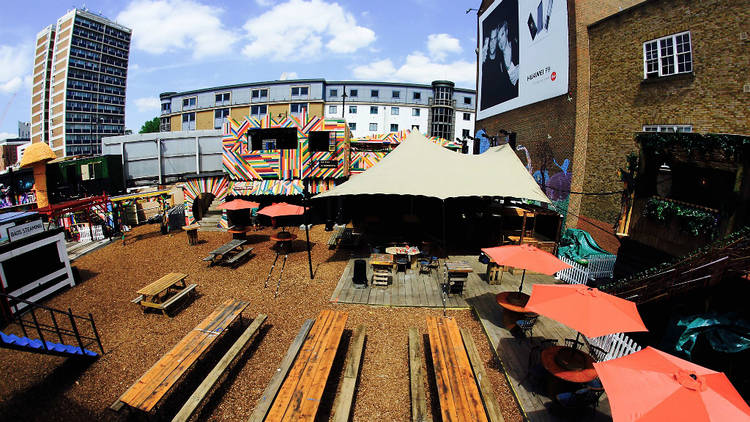 The best things to eat, drink and do in Shoreditch