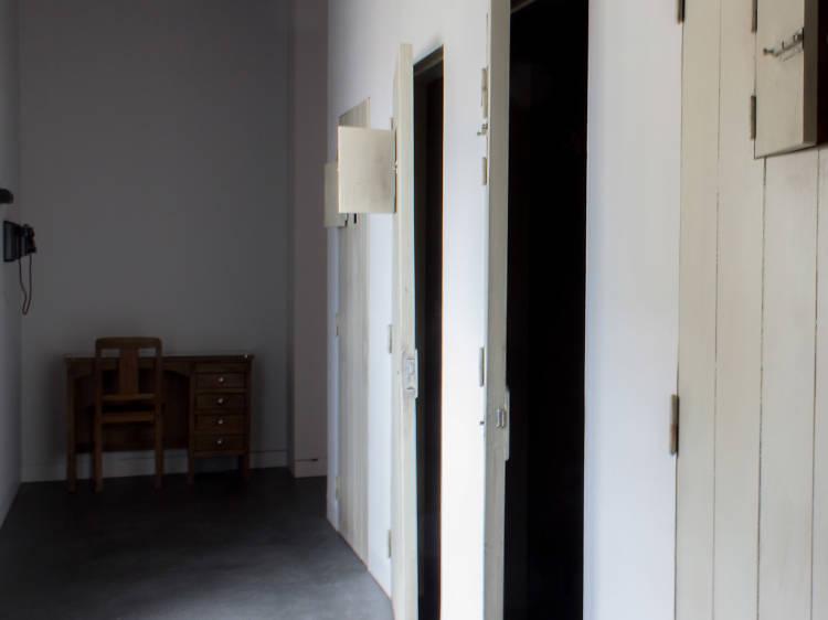 As celas do Museu do Aljube