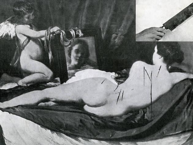 Diego Velasquez, Rokeby Venus