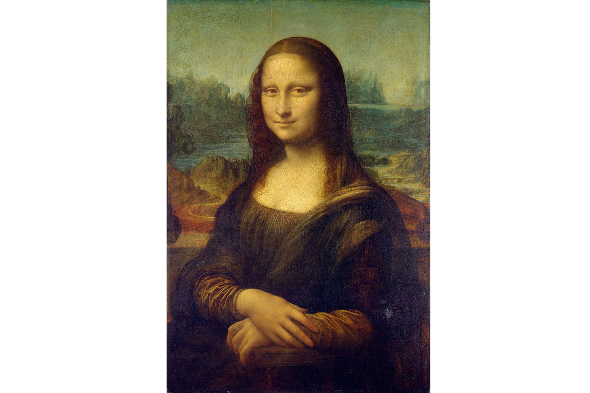 Leonardo Da Vinci, The Mona Lisa