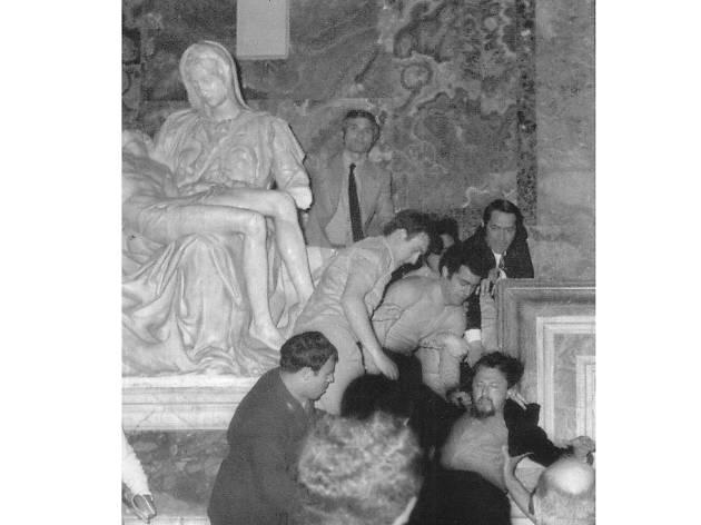 Michelangelo, Piéta