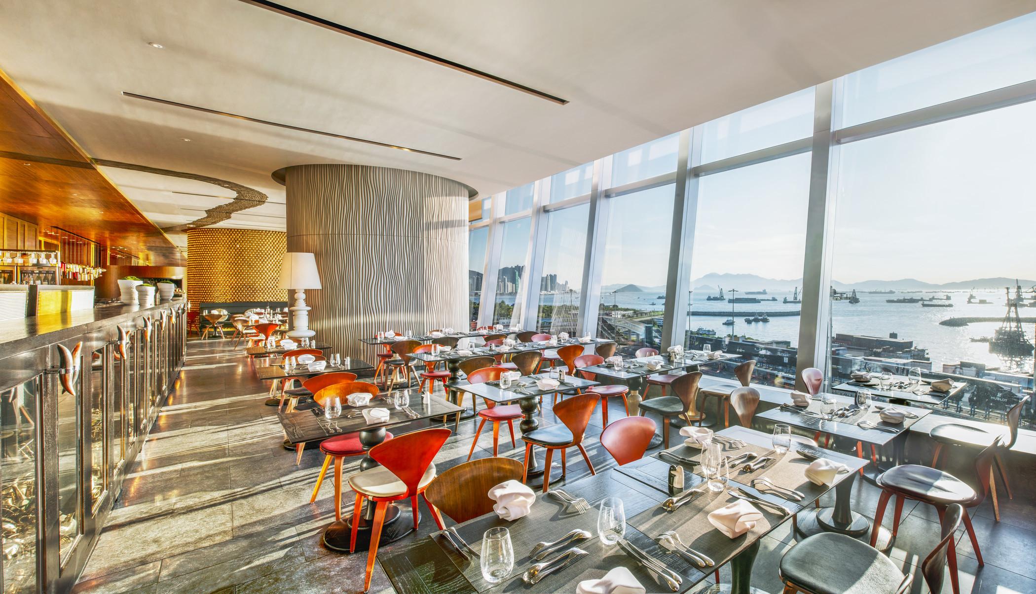 The Kitchen (W Hotel)   Restaurants in