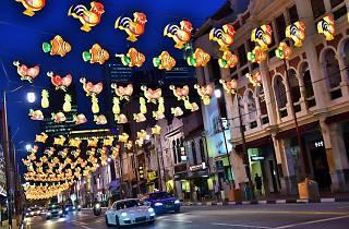 Chinatown 2016