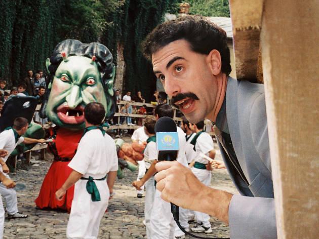 Borat: Cultural Learnings of America For Make Benefit Glorious Nation of Kazakhstan (2006)