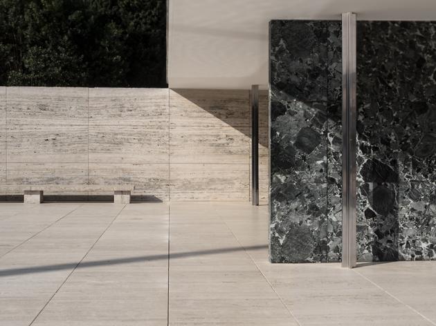 El pavelló Mies van der Rohe obrirà gratis el primer diumenge de mes