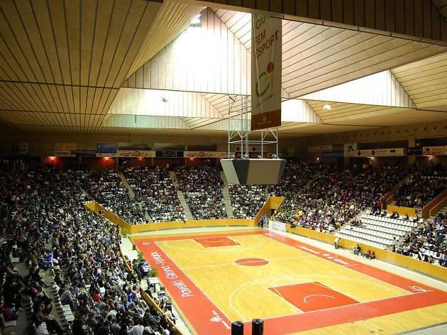 Pavelló Municipal Girona - Fontajau