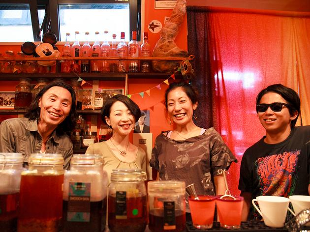 TOKYO MUSIC BOX #24 gatosano