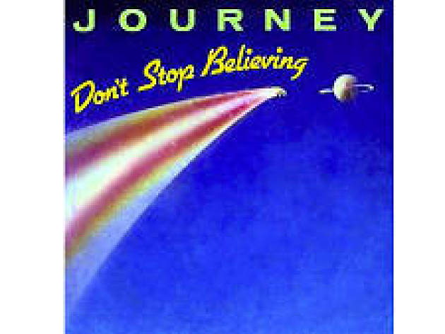 'Don't Stop Believing', de Journey
