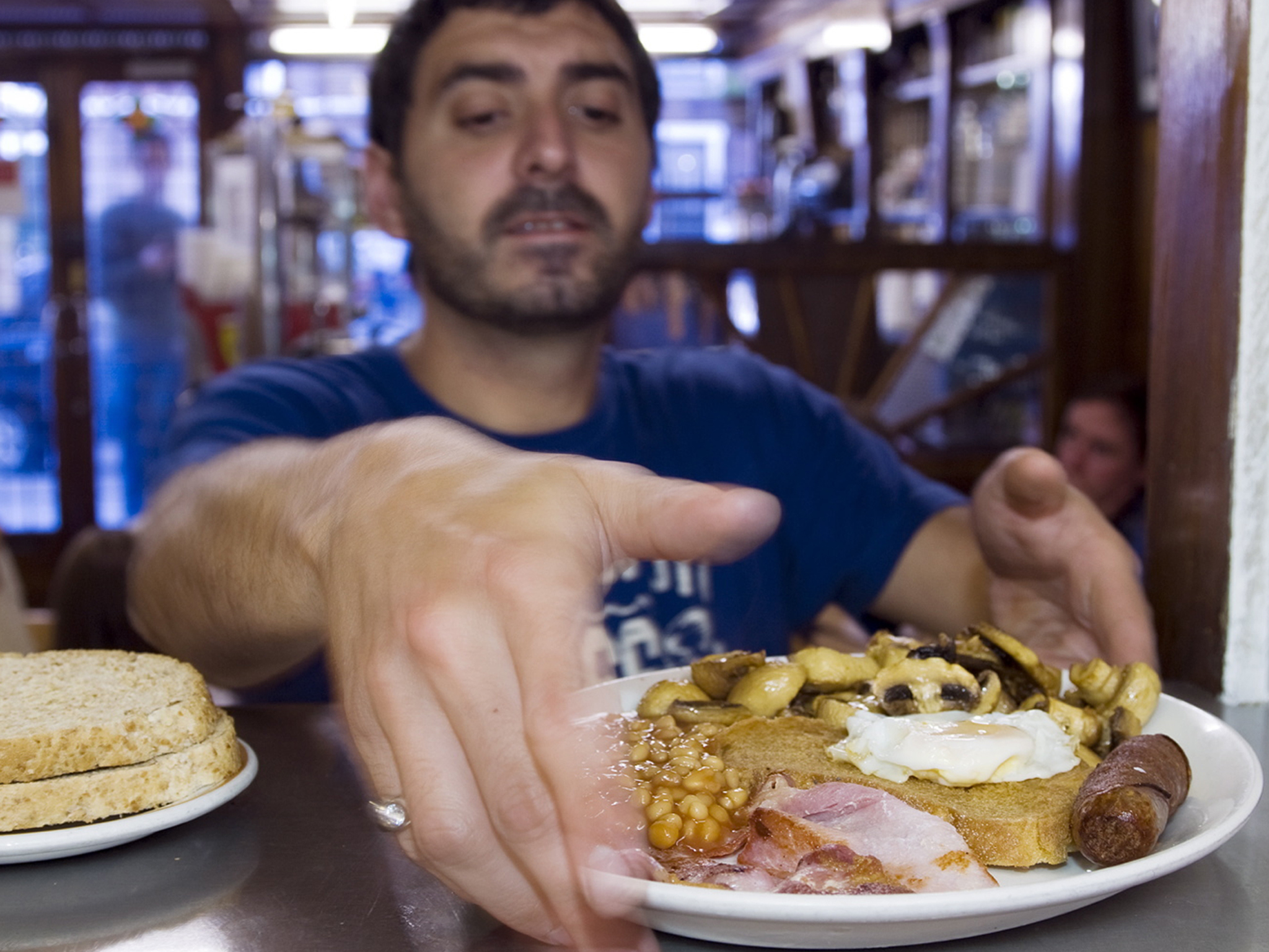 London's best full english breakfasts, fry ups, e pellicci