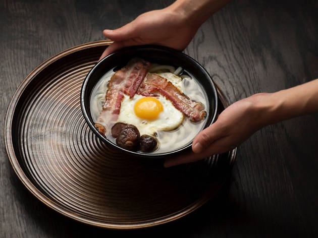 london's best full english breakfasts, fry ups, koya bar