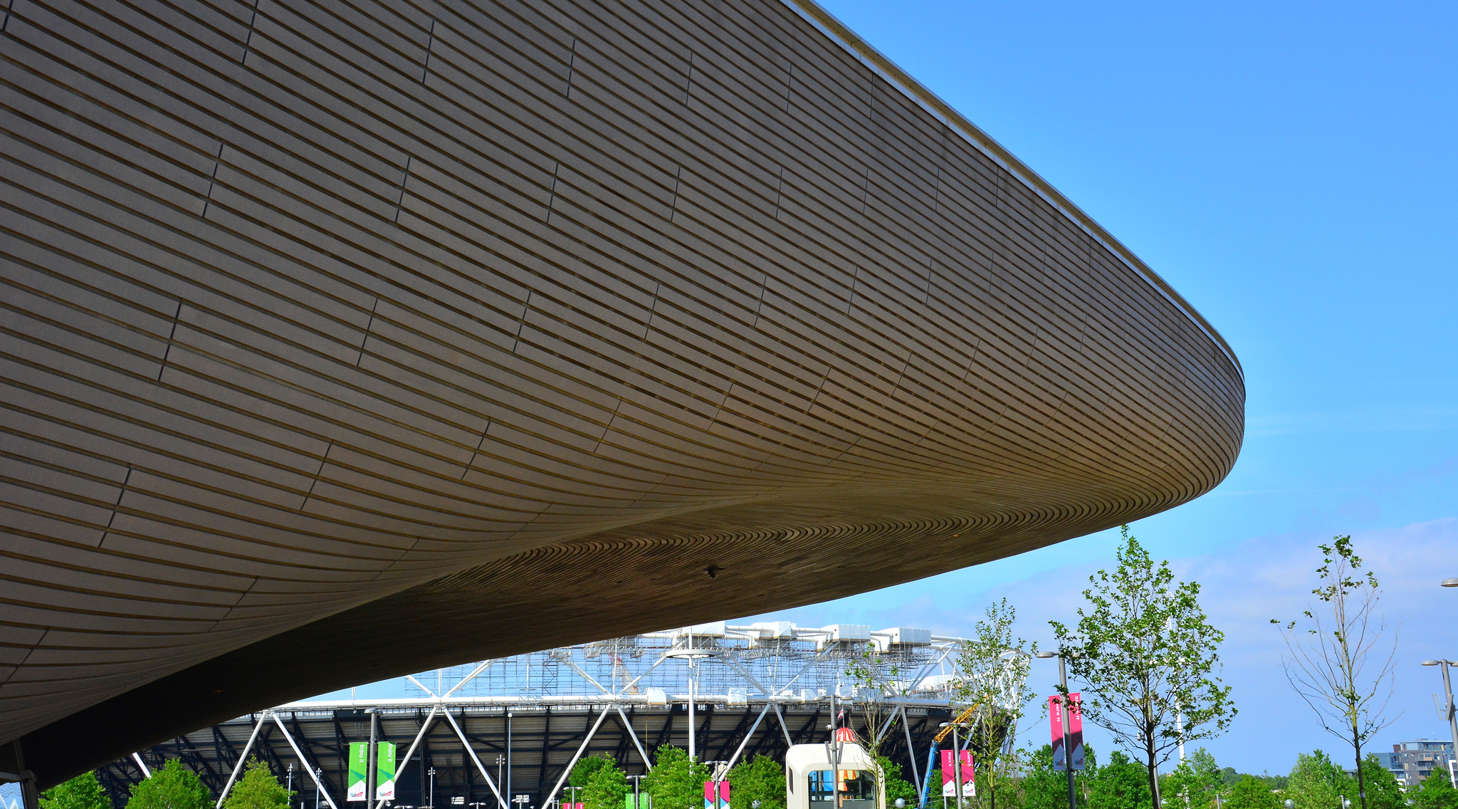 Best buildings in London: Aquatics-Centre 2