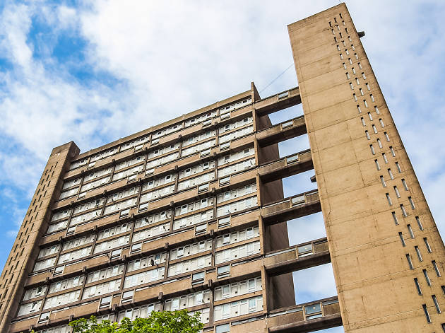 Best buildings in London: Balfron Tower
