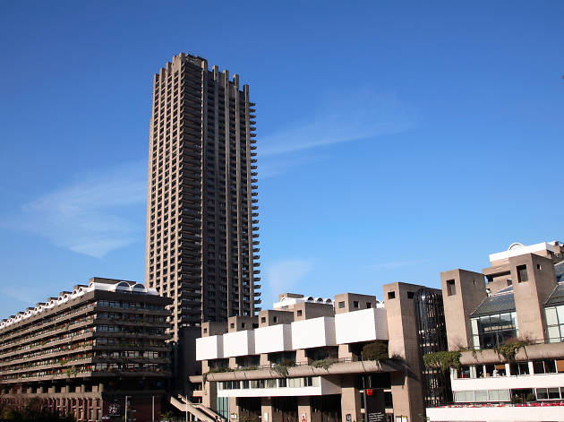 Best buildings in London: Barbican