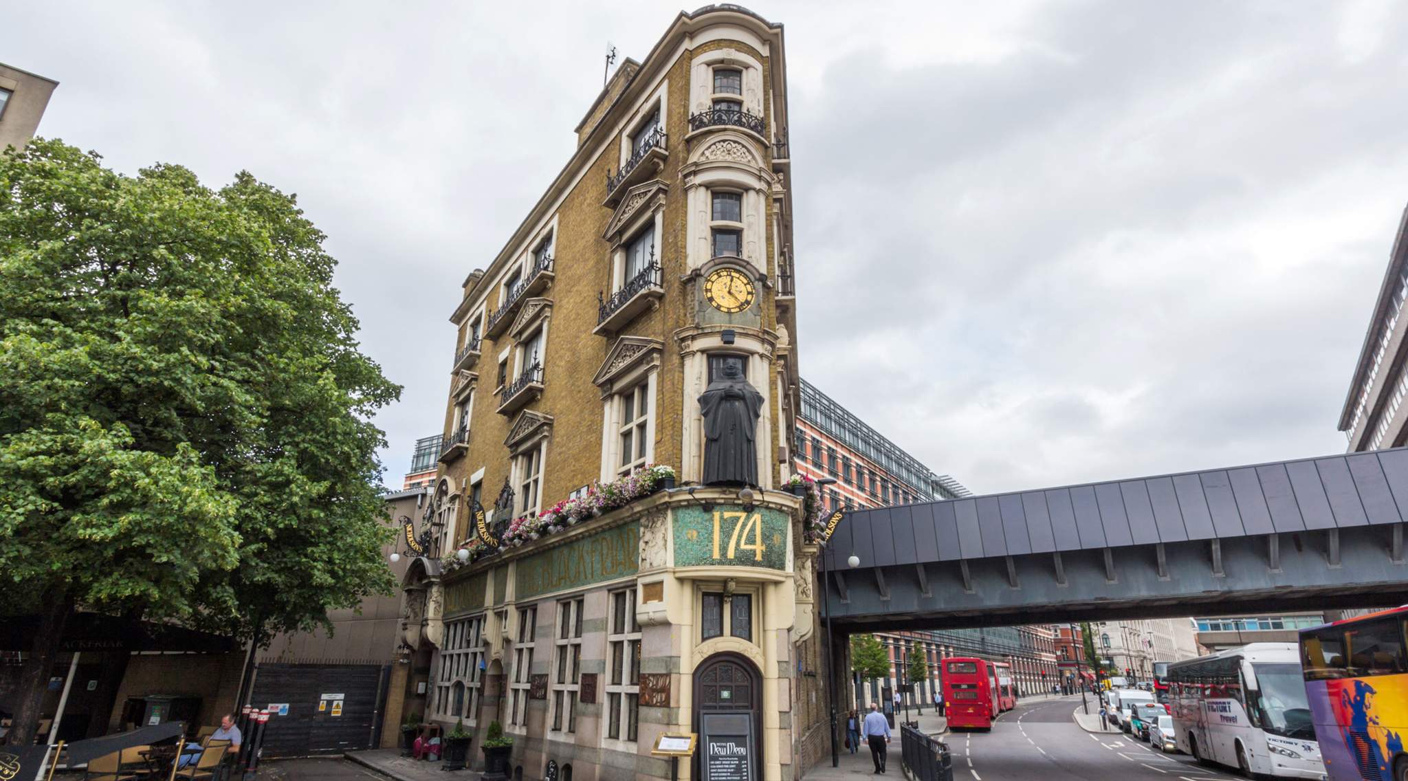 Best buildings in London: Blackfriar pub