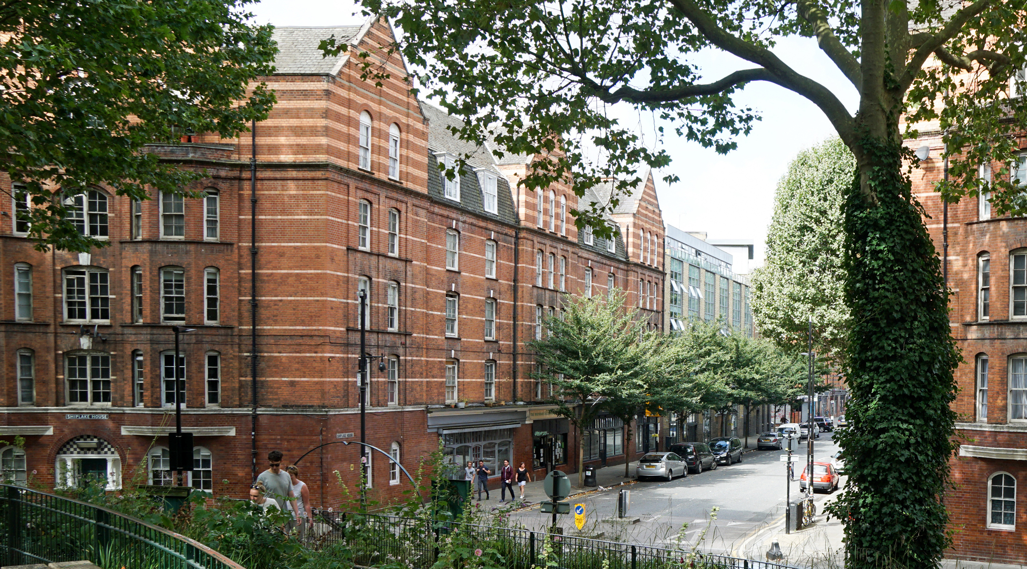 Best buildings in London: Boundary Estate