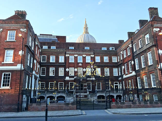 Best buildings in London: College of Arms