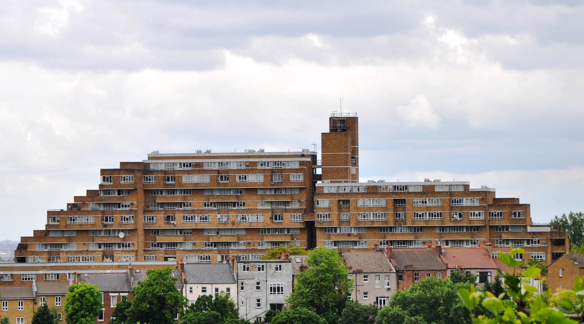 Best buildings in London: Dawson's Heights