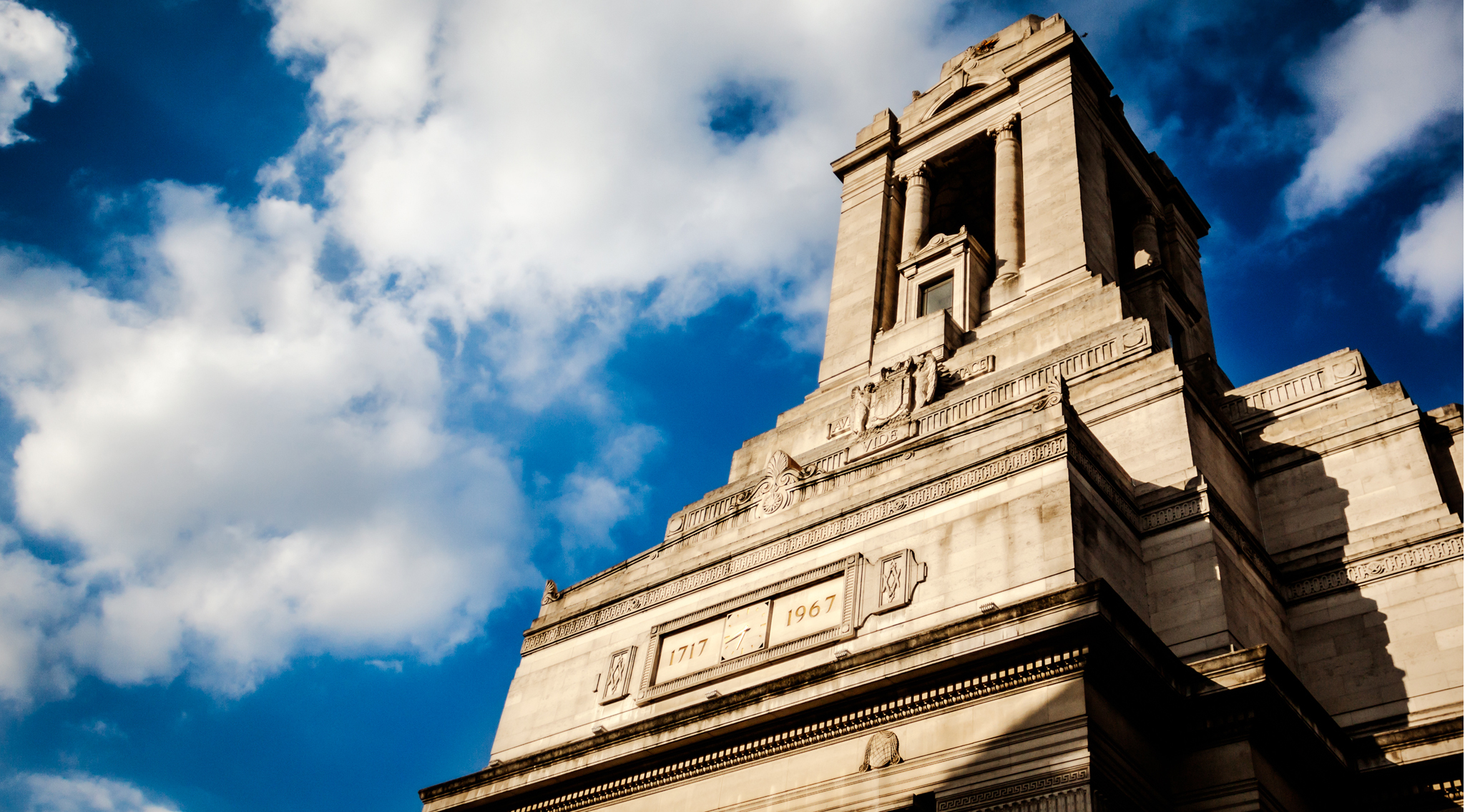 Best buildings in London: Freemasons Hall