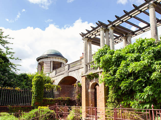Best buildings in London: HampsteadHillGardenPergola