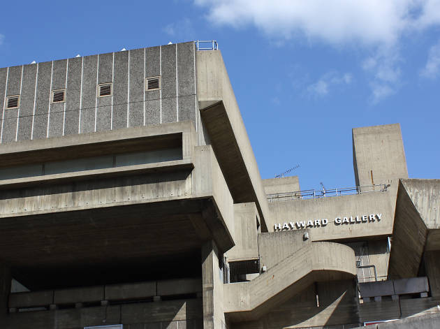 Best buildings in London: Hayward Gallery