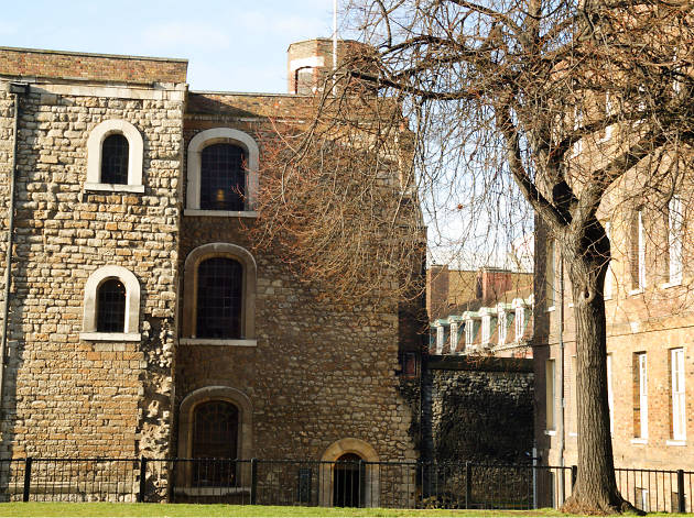 Best buildings in London: Jewel Tower