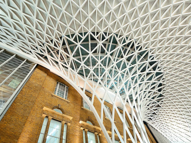 Best buildings in London: Kings Cross Station