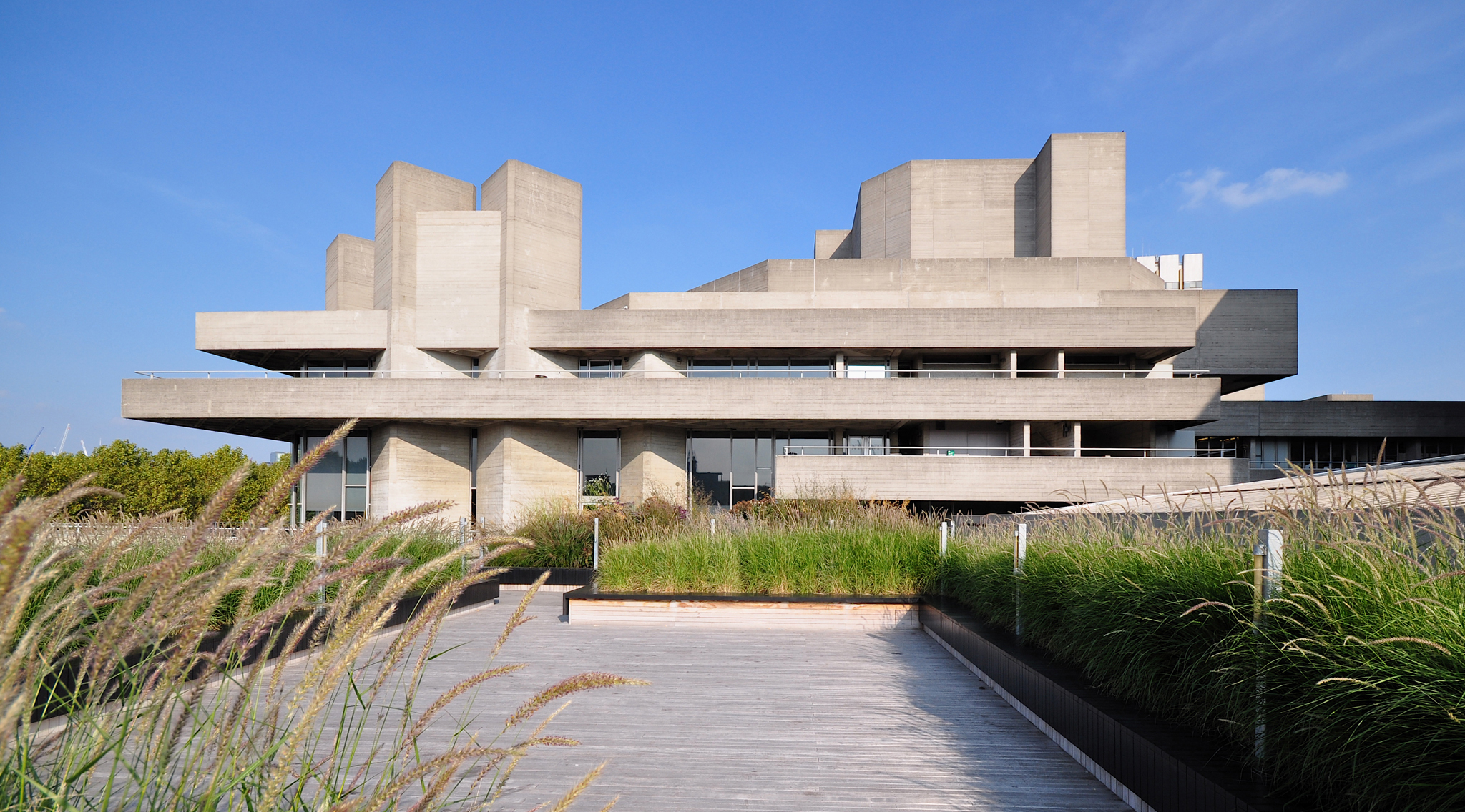 Best buildings in London: National Theatre