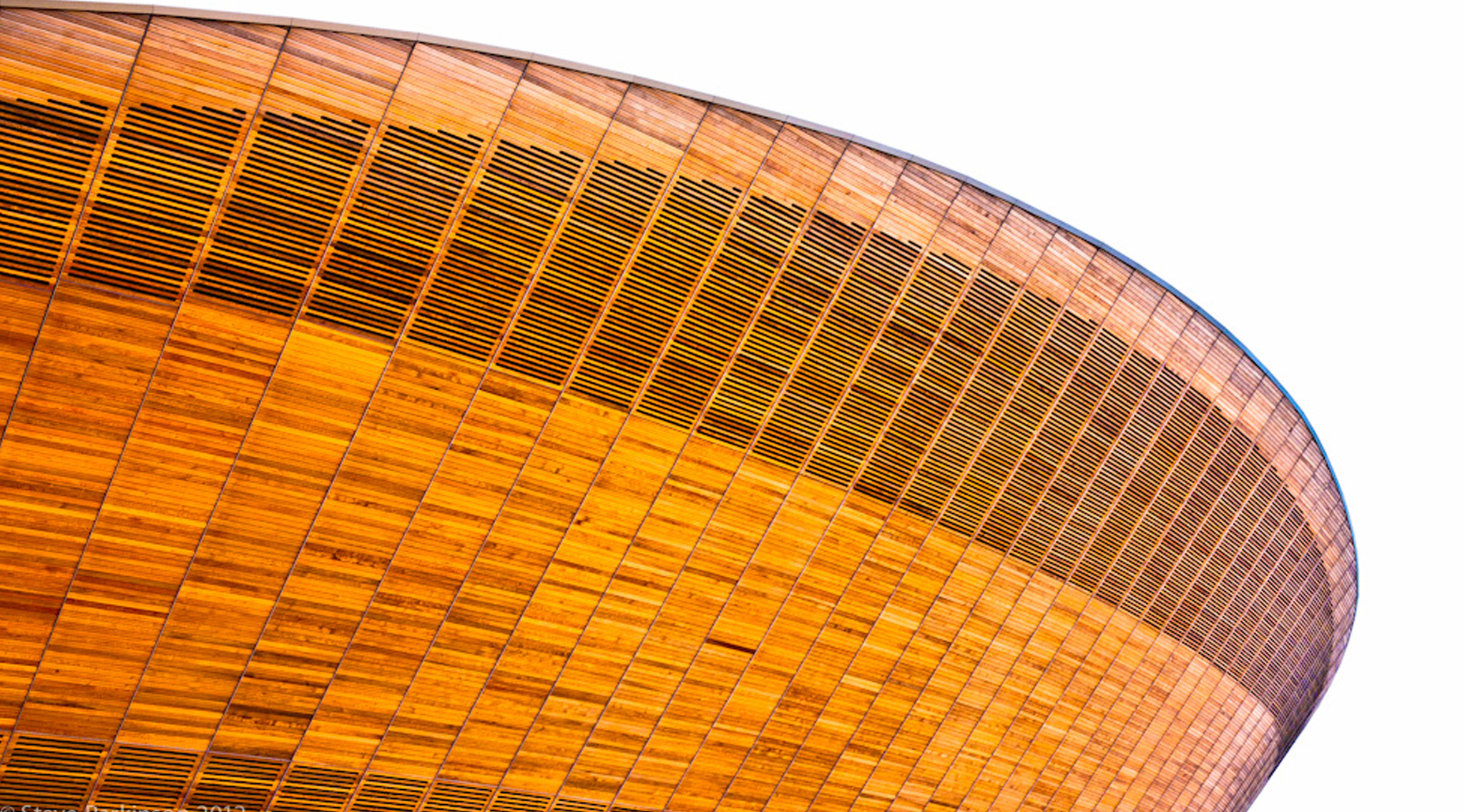 Best buildings in London: Olympic Velodrome