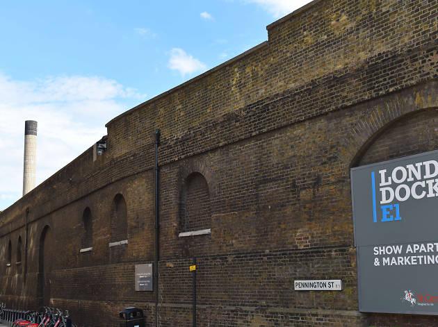 Best buildings in London: Pennington Street Warehouse