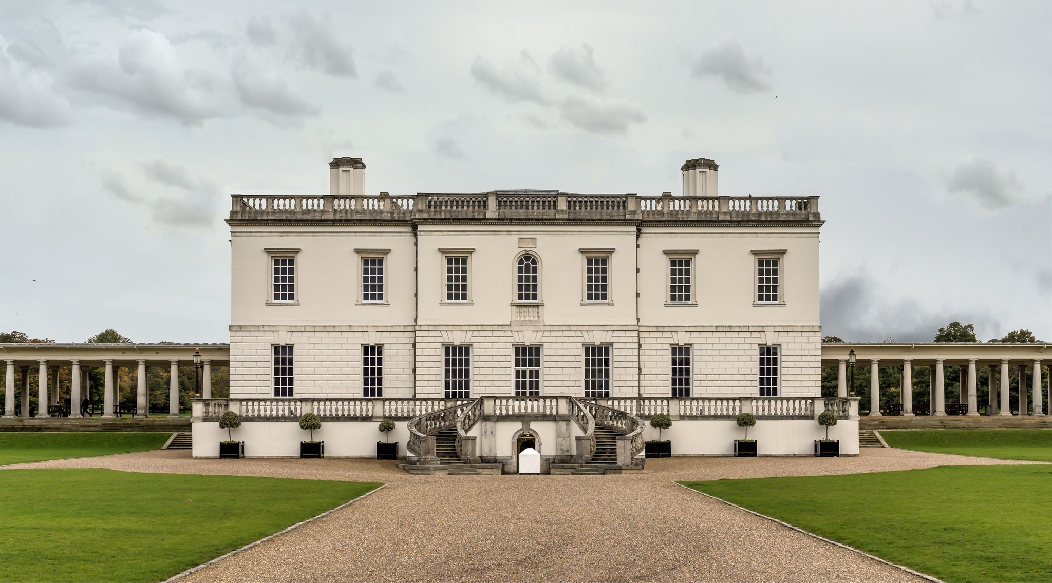 Best buildings in London: Queens House