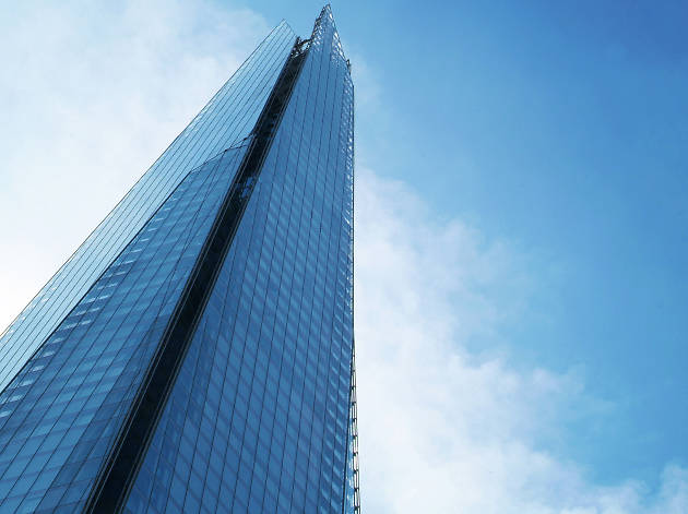 Best buildings in London: Shard