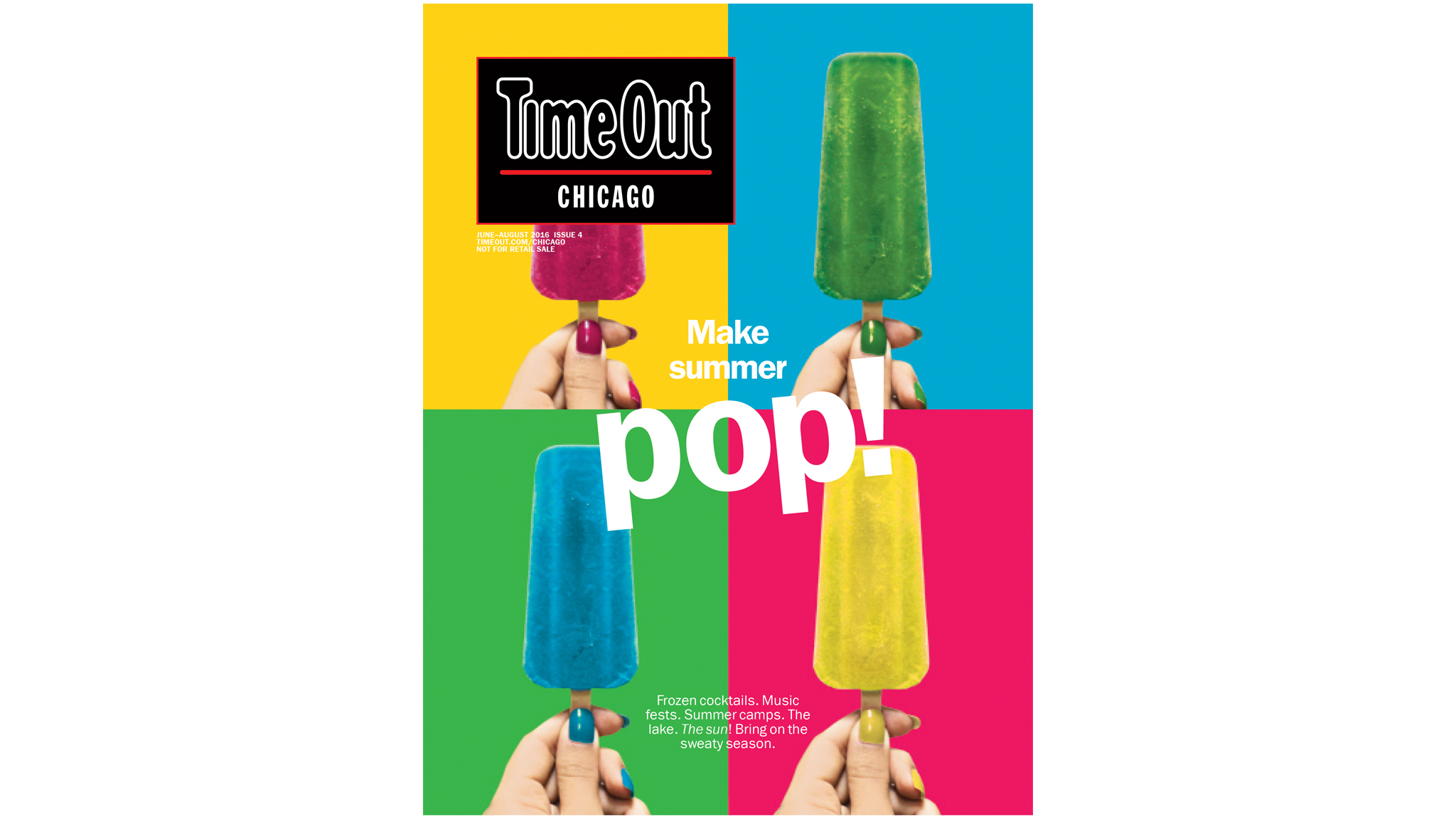 where to find a free time out chicago magazine