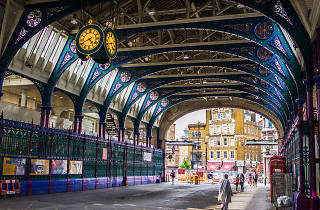 Best buildings in London: Smithfield Market
